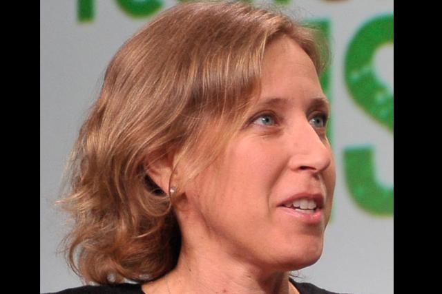 Susan Wojcicki(スーザン・ウォシッキー)