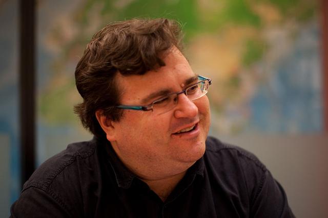 Reid Hoffman(リード・ギャレット・ホフマン)