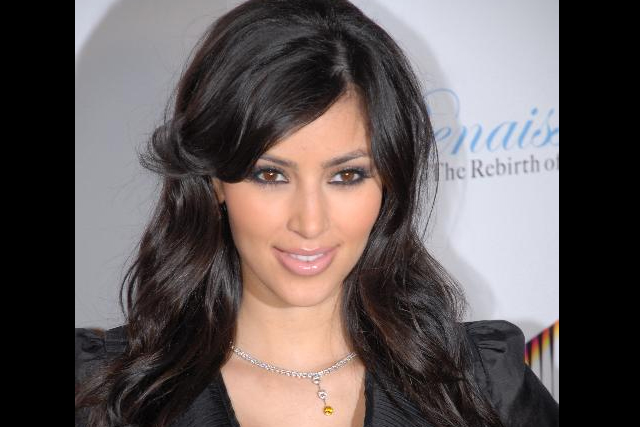 Kim Kardashian West(キム・カーダシアン)