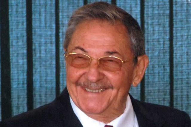 Raul Castro(ラウル・カストロ)