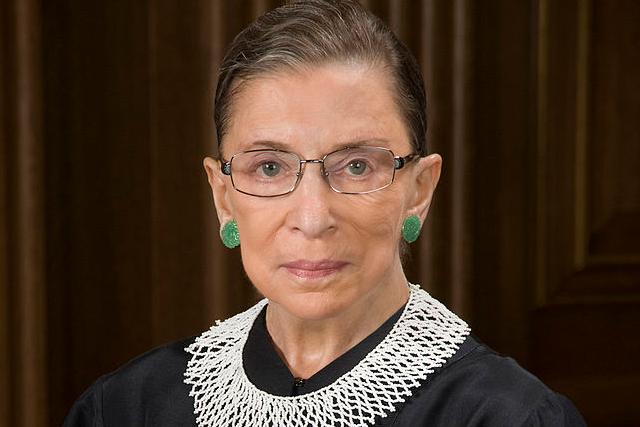 Ruth Bader Ginsburg(ルース・バッダー・ギンズバーグ)