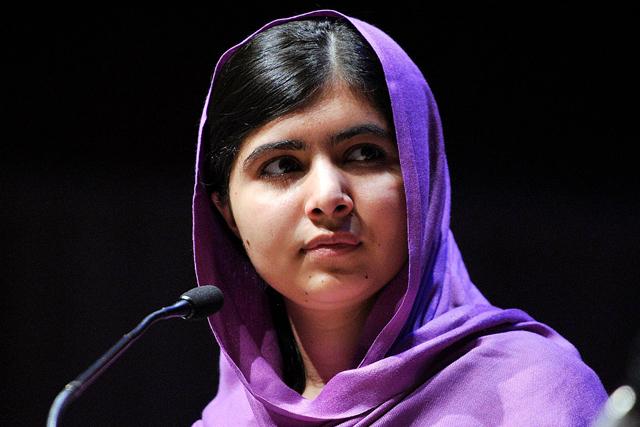 Malala Yousafzai(マララ・ユスフザイ)