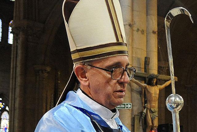 Pope Francis(ローマ教皇フランシスコ)
