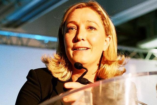 Marine Le Pen(マリーヌ・ル・ペン)