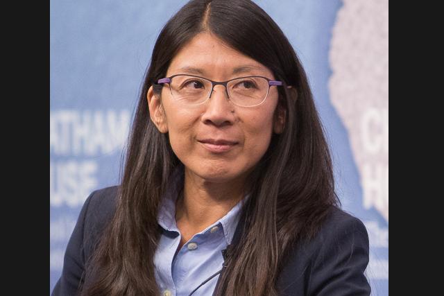 Joanne Liu(ジョアン・リュー)