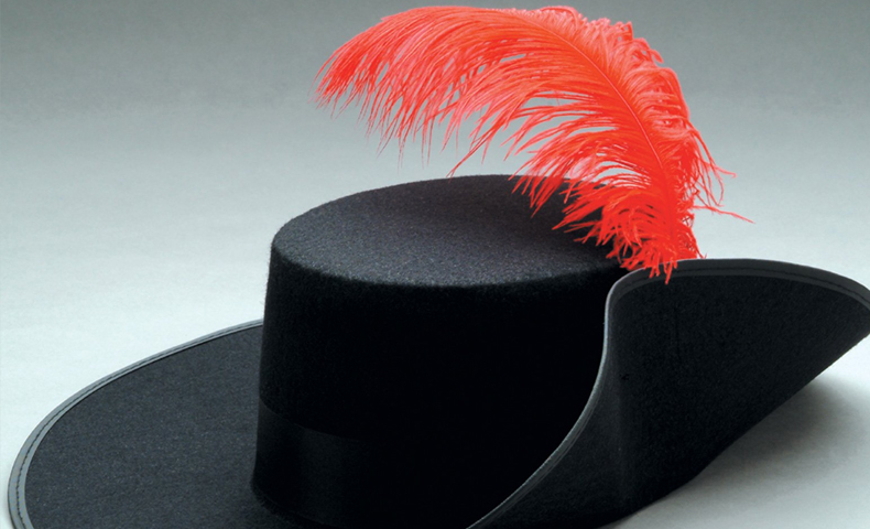feather in the cap