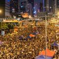 香港の雨傘運動(雨傘の革命)の現場を見てきた