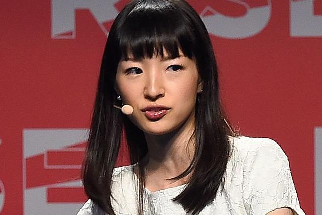 Marie Kondo(近藤麻理恵)