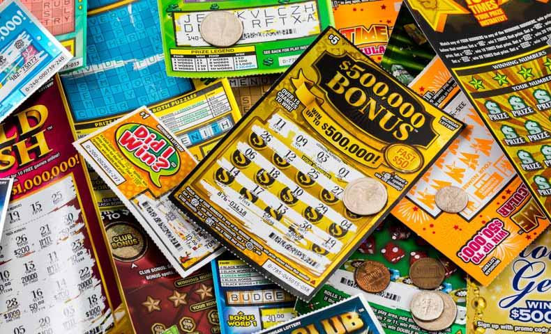 lotteryの意味と使い方