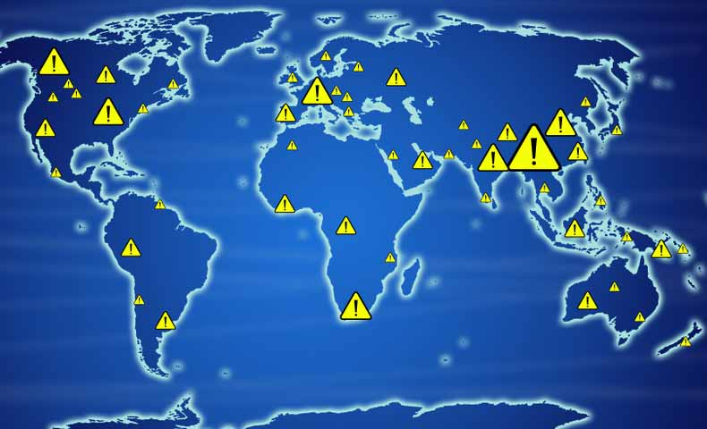 pandemic(パンデミック)の意味