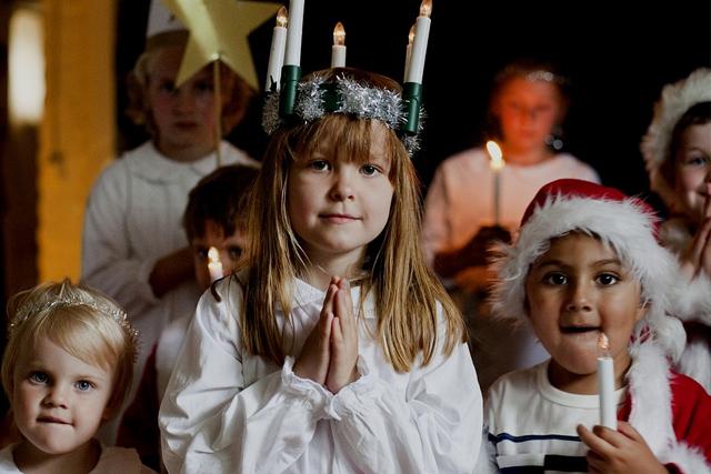 クリスマスの劇