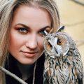 ふくろう(owl)にまつわる英語表現