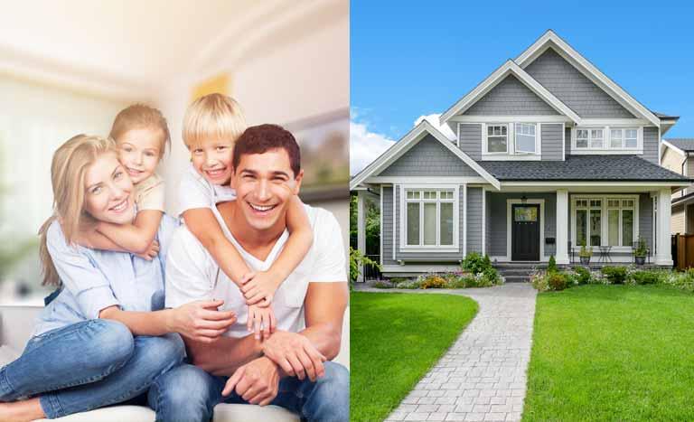 home(ホーム)とhouse(ハウス)の意味の違い