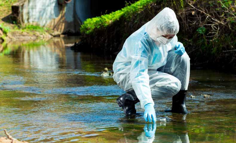 contaminate / contaminationの意味と使い方