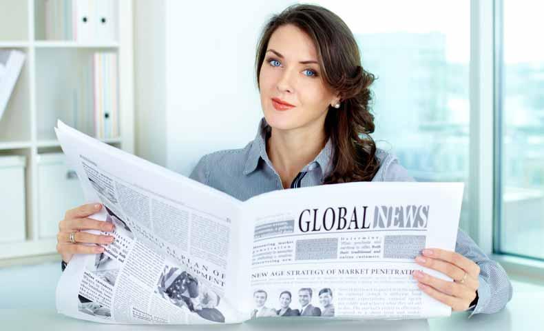 「ニュースになる」を英語で表現するには?