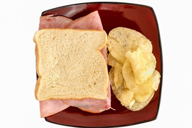 チップサンドイッチ