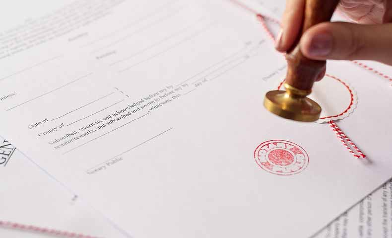 certify(動詞)の意味と使い方