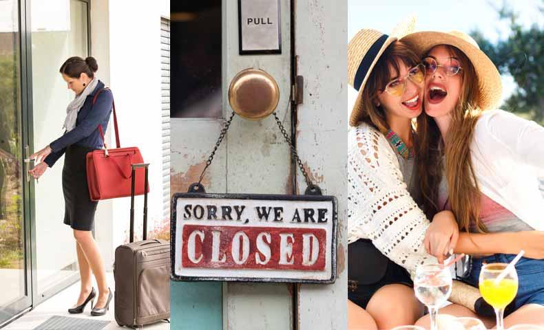 close(閉じる)/ close(クロース、親しい)/ closed(クローズド)の違い