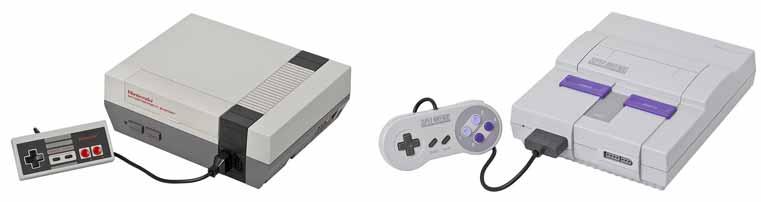 NES-SNES