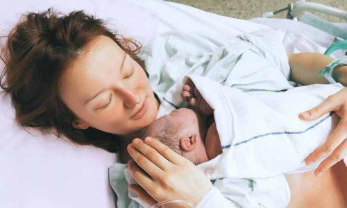 アメリカでの出産体験