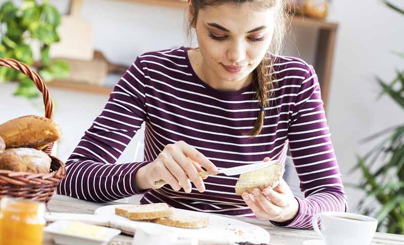 パンに塗るバター