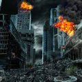 世界の終わり、滅亡、終末を英語でどういうか?