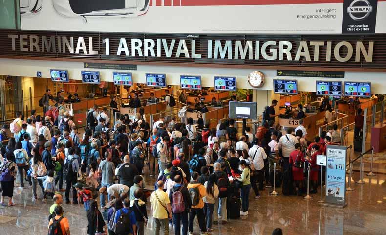 immigration(入国管理局)