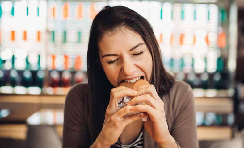 binge-eatの意味