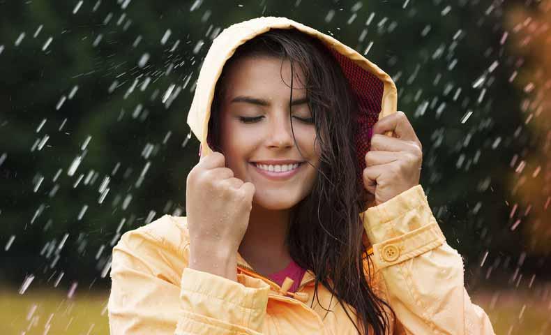rainとrainyの意味