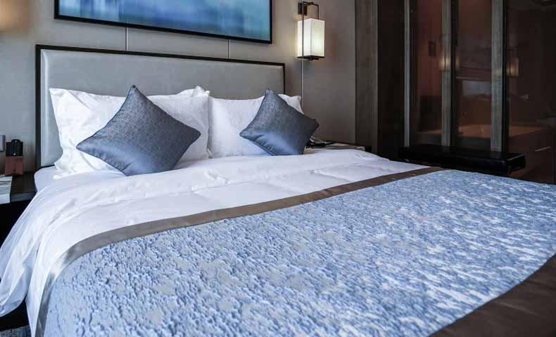 寝具としてのベッド