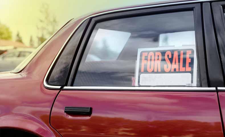 for saleの意味と使い方