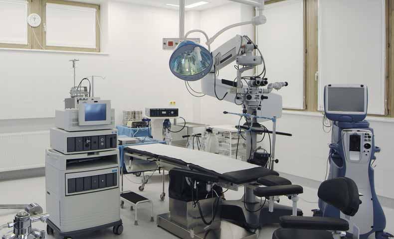 手術室のoperating theatre