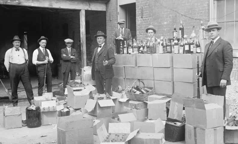 prohibition(名詞)