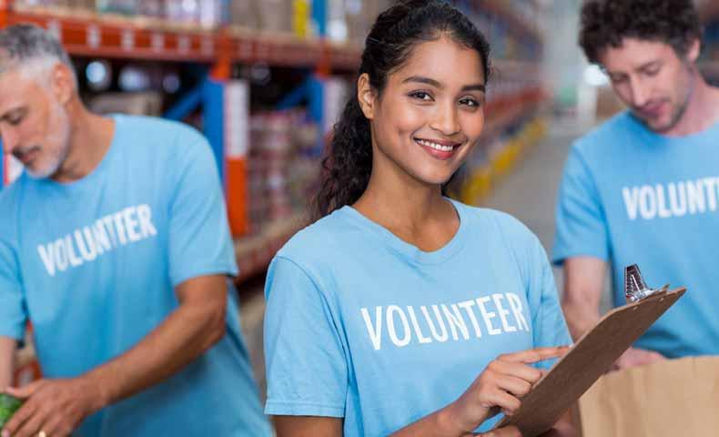volunteerの意味と使い方