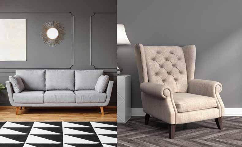 couch / sofaの場合