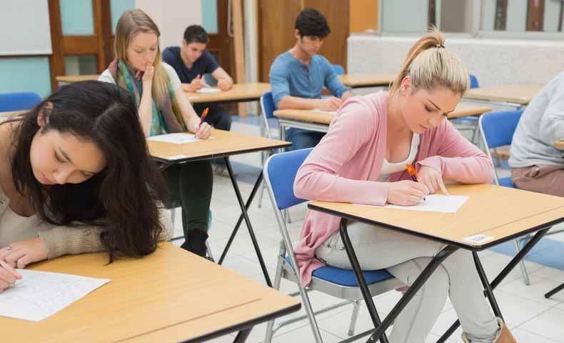 テスト・試験の結果を伝える英会話