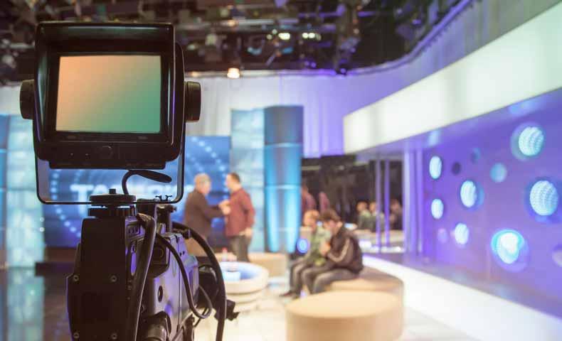 テレビのプログラム