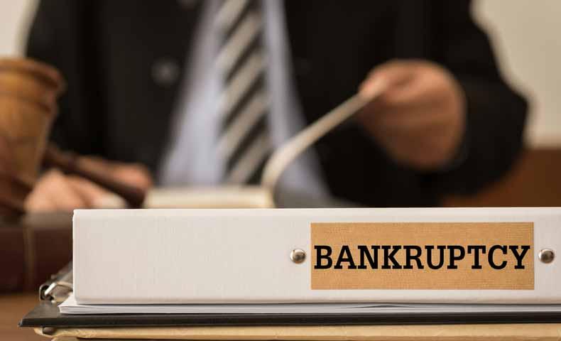 bankruptcy(名詞)の意味と使い方