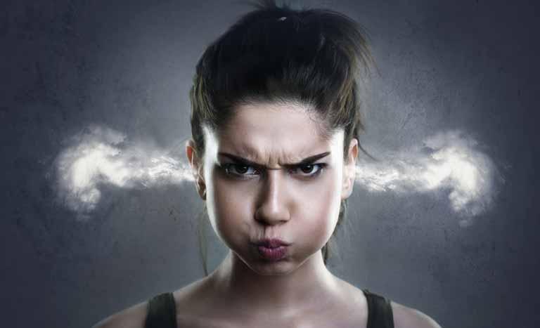 angerの名詞での意味と使い方