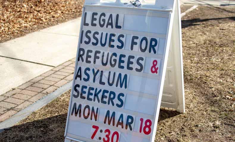 refugeeとasylum seekerの違い