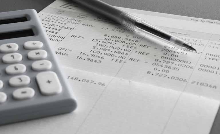 金融用語としてのバランス・残高