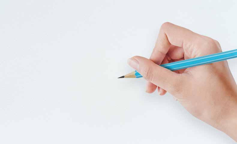 ペン・鉛筆などで描く