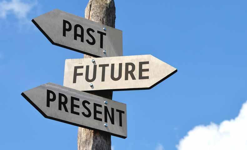 名詞のpast : 過去