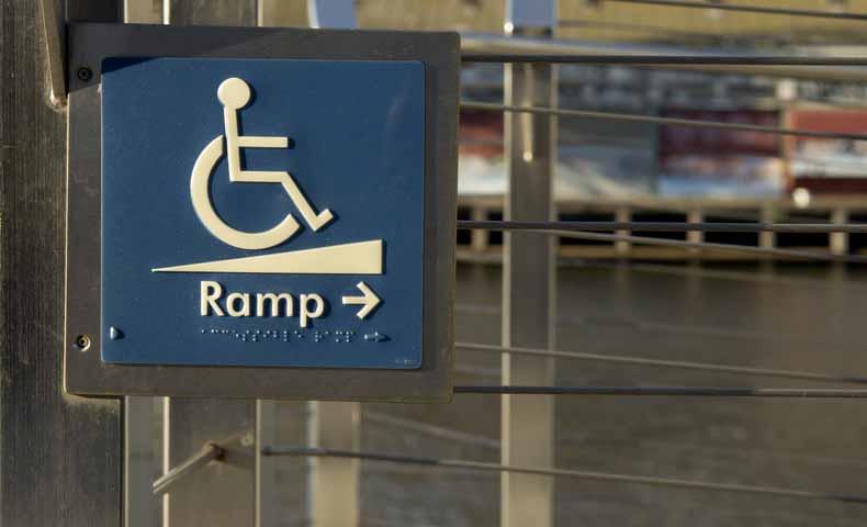 ramp(ランプ)の意味