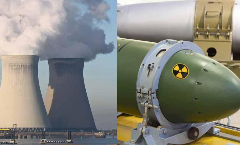 nuclearとnukeの違い