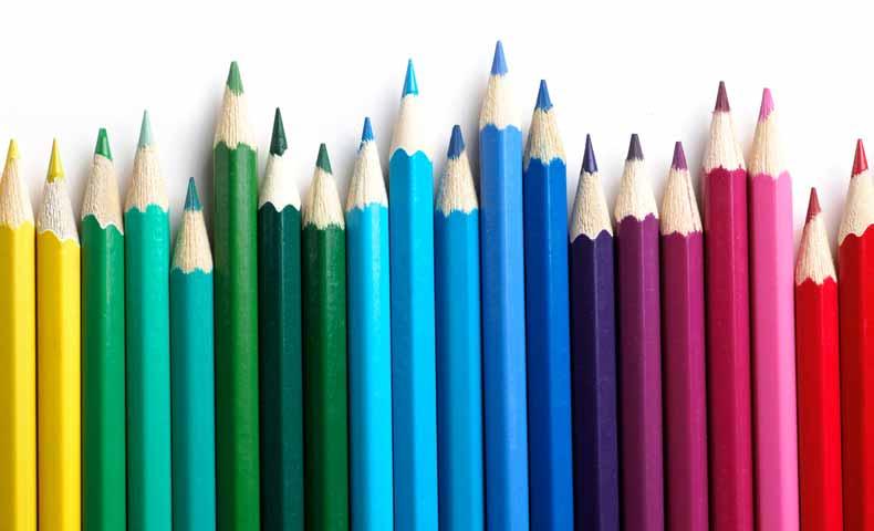 色鉛筆(pencil crayon)