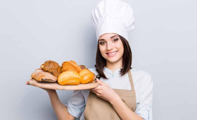 crust / crustyの意味と使い方