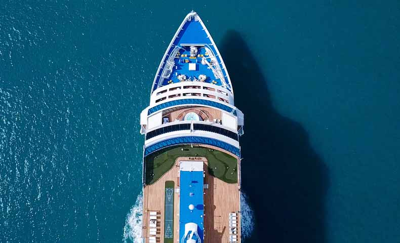 port / starboard