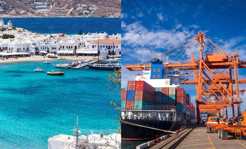 harbor(ハーバー)とport(ポート)の違い