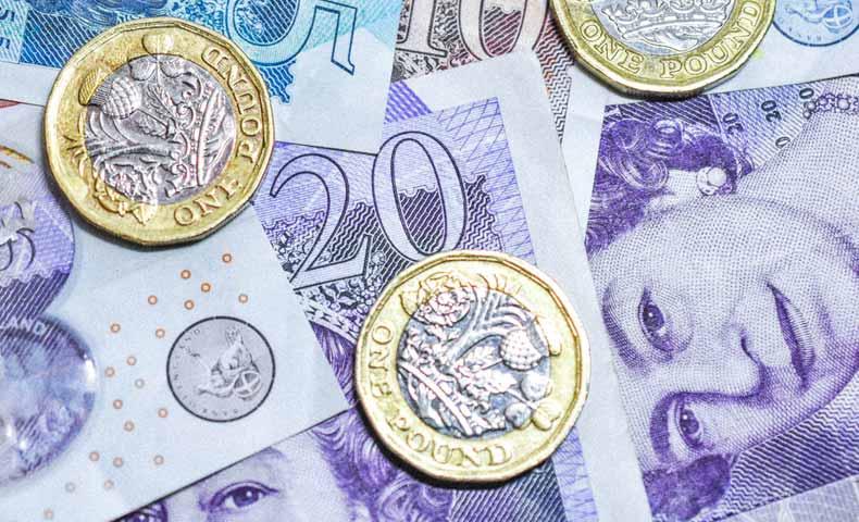 イギリスの通貨としてのパウンド(ポンド)